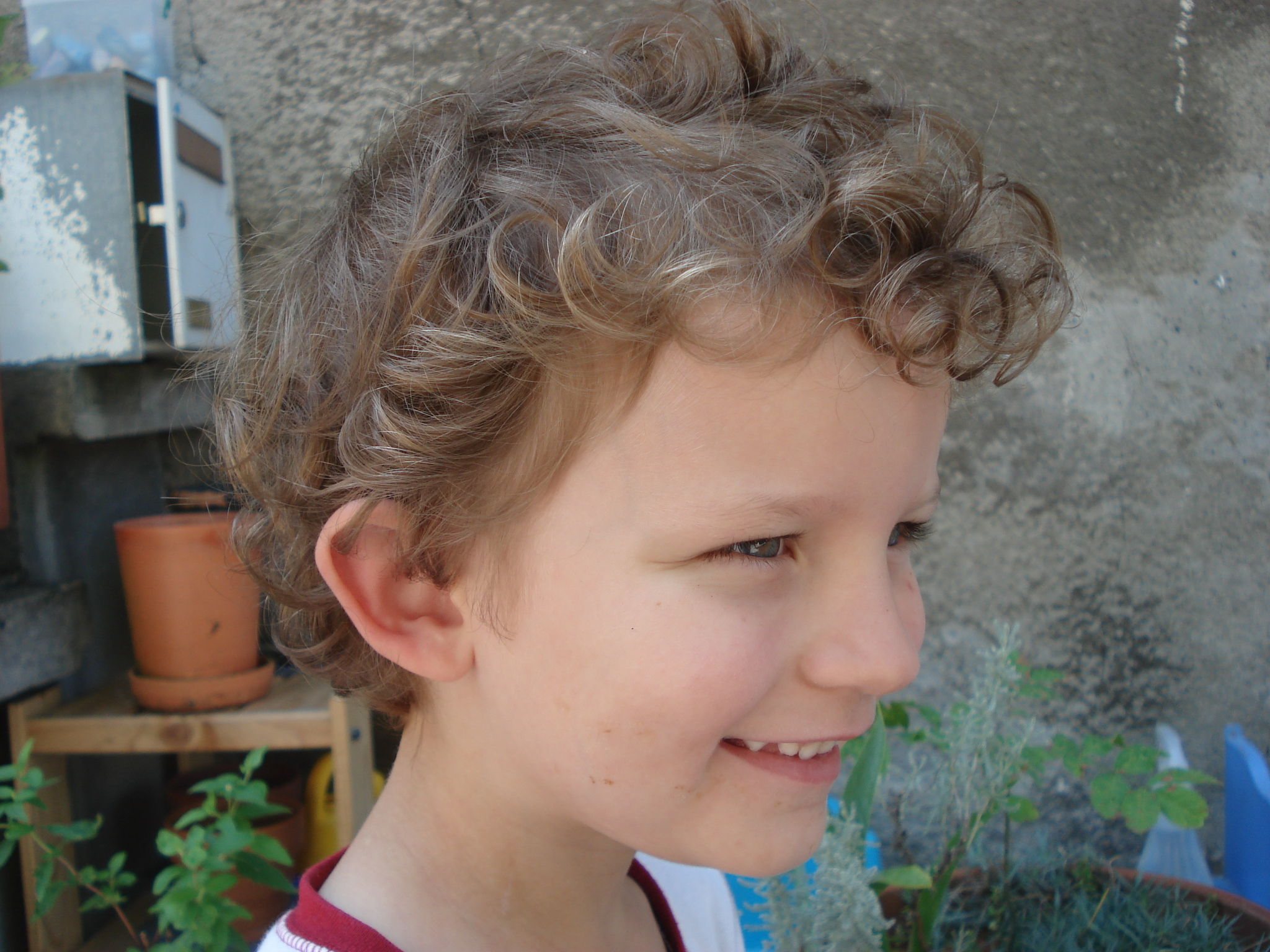 How To Cut A Little Boy S Hair Almost Frugal