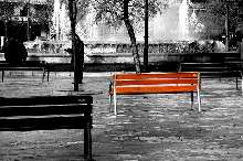 park-bench
