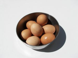 eggs are a basic of frugal recipes